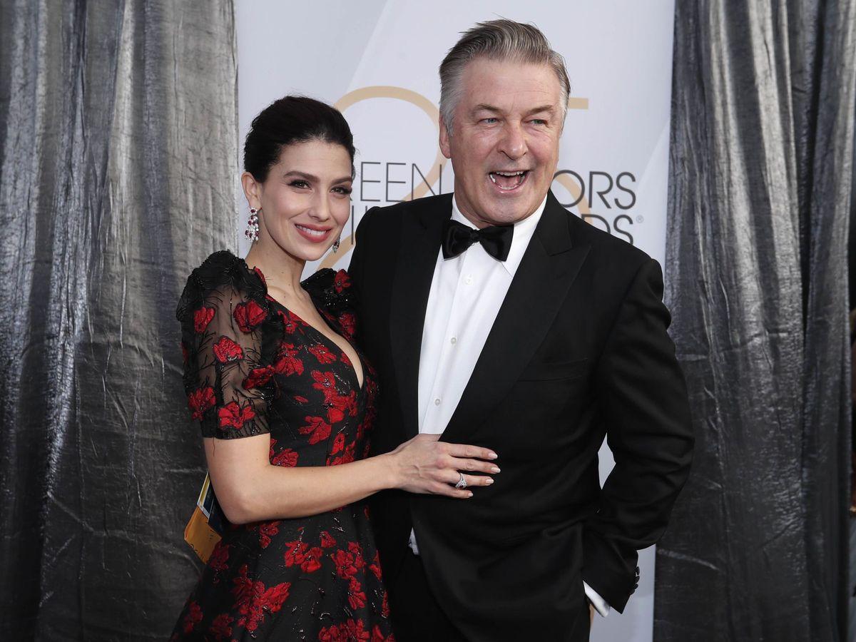 Foto: Hilaria y Alec Baldwin, en una imagen de archivo. (Reuters)