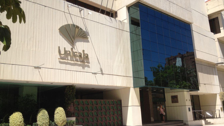 Foto: Sede de Unicaja. (EC)