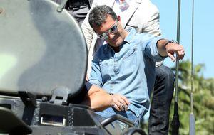 Antonio Banderas vuelve al Festival de Cannes sin Melanie Griffith