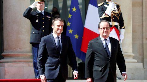 Macron toma posesión como presidente de Francia: Europa será refundada