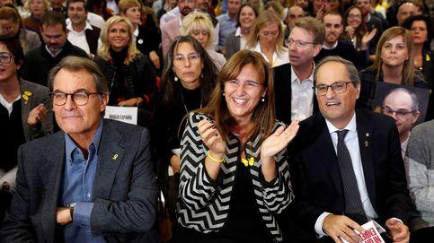 Quim Torra insiste en designar a Laura Borràs candidata a presidir la Generalitat