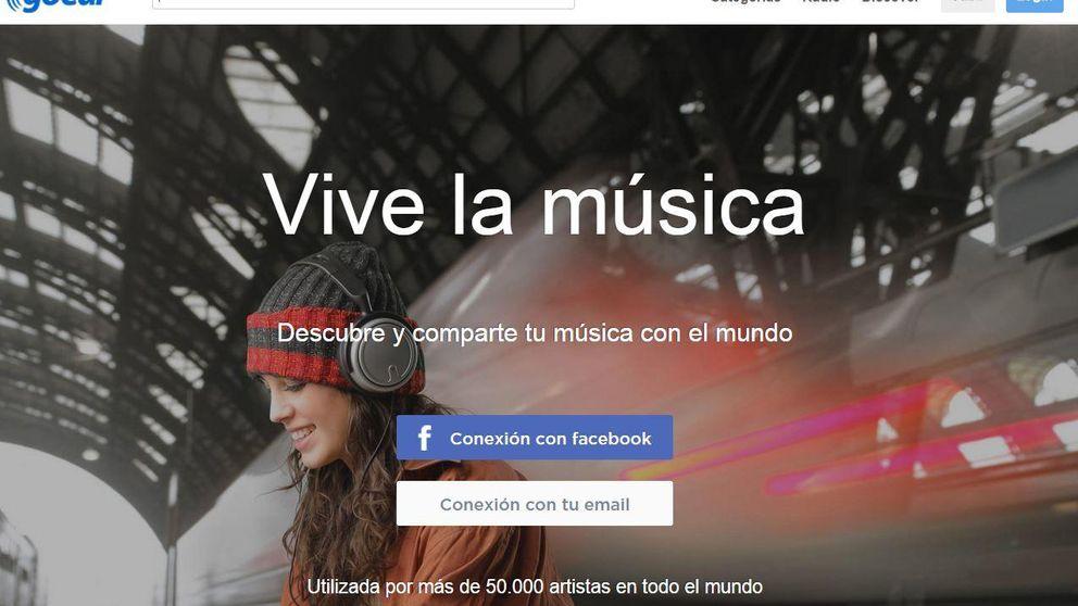 El Ministerio de Cultura obliga a retirar miles de enlaces a canciones de Goear