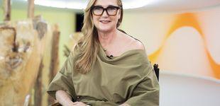 Post de Francesca Thyssen, una mujer +60 con muchísimo estilo (como buena coleccionista)
