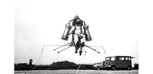 Post de Aquellos chalados en sus locos cacharros: los visionarios que intentaron volar