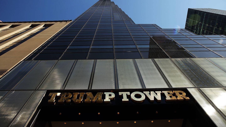 La lujosa Trump Tower en NY. (Getty)
