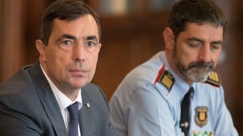 El director general de los Mossos ordenó proteger a los encargados de montar el 1-O