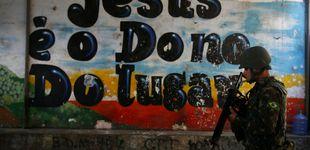 Post de Narcoguerra en Rocinha: así es la favela donde ha muerto una turista española