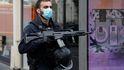 Francia, sacudida por tres ataques paralelos: Niza, Aviñón y su consulado en Arabia Saudí