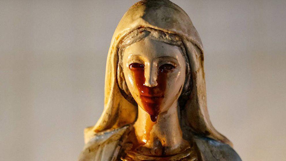 'El milagro' (Sky): una Virgen que llora sangre hace temblar a la política italiana