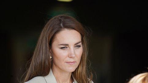 Kate Middleton estrena un original vestido de aire 'wedding' para su gran noche
