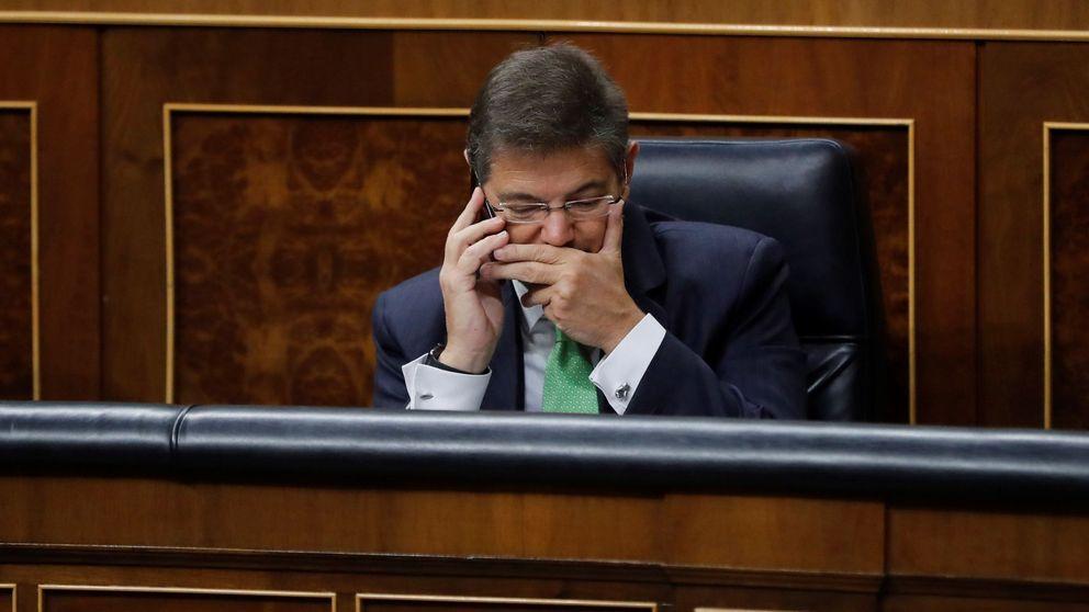 Catalá explica a los embajadores la situación de Puigdemont