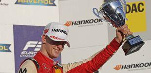 Post de Mick Schumacher, tras los pasos de su padre Michael: campeón de la Fórmula 3