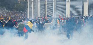 Post de Manifestantes indígenas toman el Parlamento de Ecuador:
