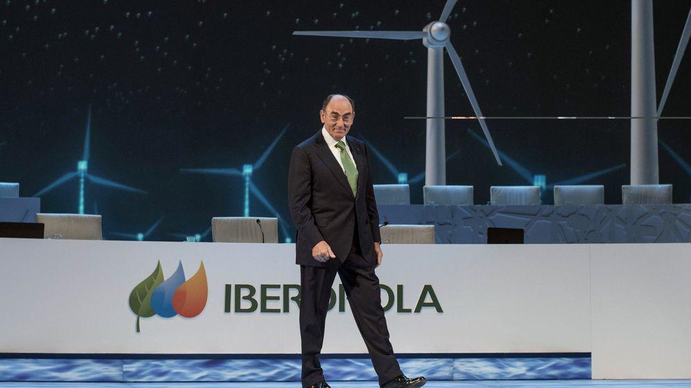 Foto: El presidente de Iberdrola, Ignacio Sanchéz Galán. (EFE)