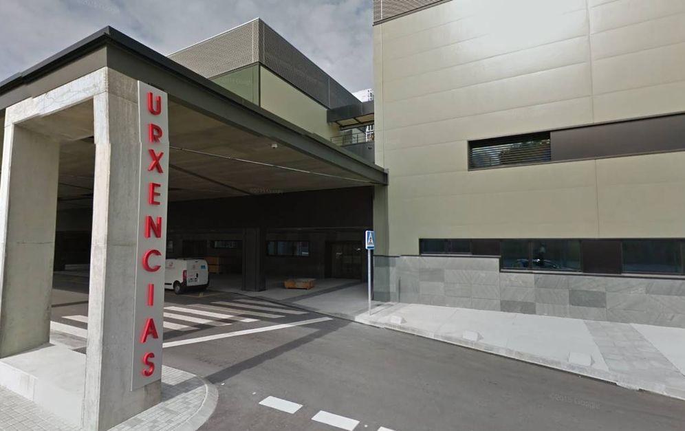 Foto: Hospital Álvaro Cunqueiro de Vigo. (Google Maps)