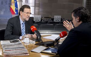 """Rajoy: """"No realizaré ningún cambio en el Gobierno antes de Navidad"""""""