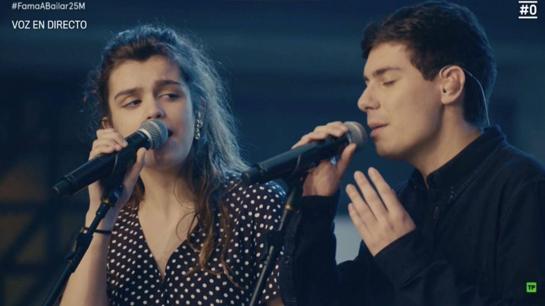 'Fama' sacará a la calle la coreografía de 'Tu canción' el mismo día de Eurovisión