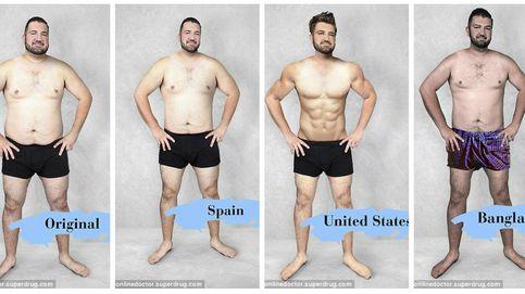 El modelo de hombre ideal según expertos de 19 países. ¿Así nos ven a los españoles?