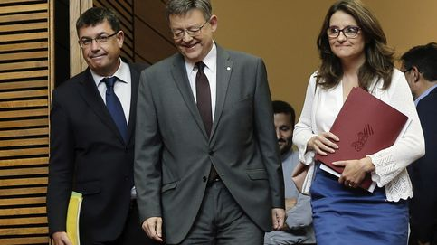 Puig y Oltra desafían a Montoro con un aumento del gasto en las cuentas de 2017