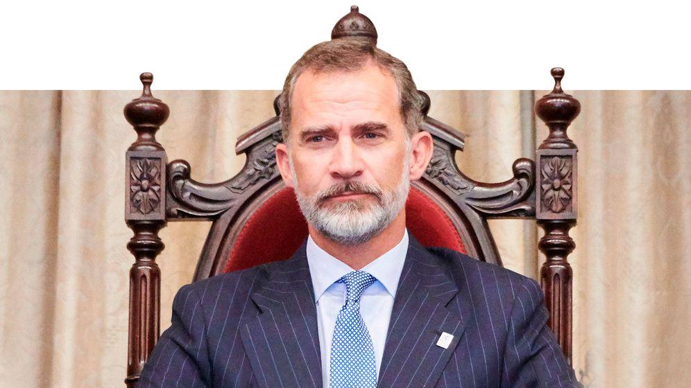 Foto: El rey Felipe, en una imagen de archivo. (Limited Pictures)