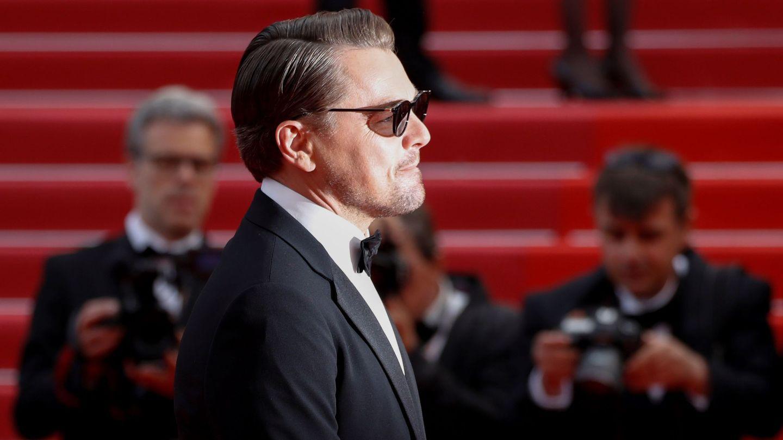 Leonardo DiCaprio, en Cannes. (EFE)