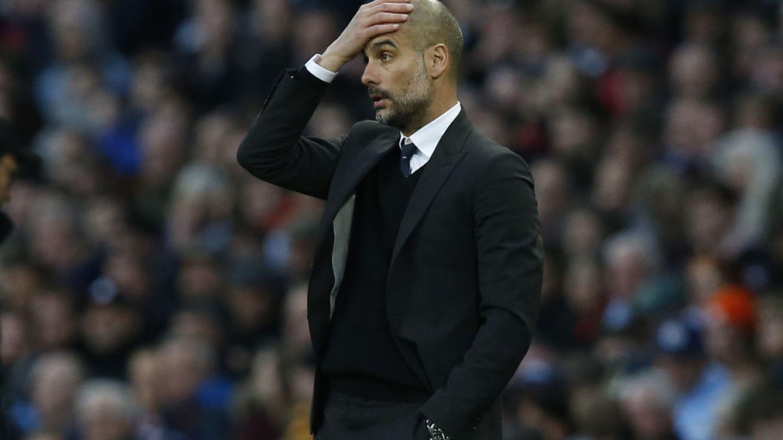 El duro trance de Guardiola: sacar la escoba y barrer el vestuario del Manchester City