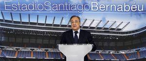 Foto: El Real Madrid emitirá hasta 250 millones en bonos para financiar el nuevo Bernabéu
