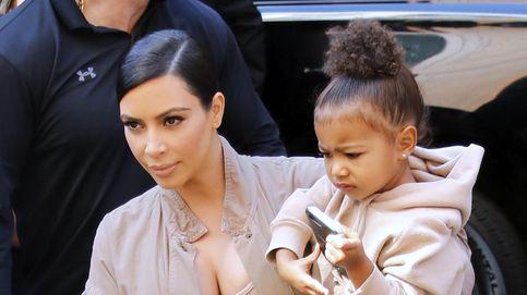 Kim Kardashian y North West se preparan para Halloween