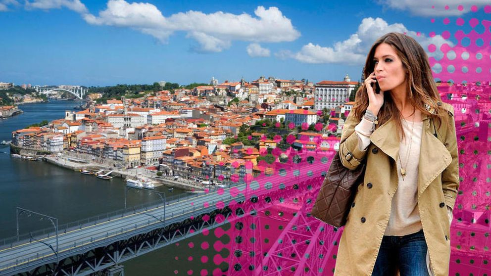 Carbonero, encantada con su nueva vida en Oporto: Me ha conquistado