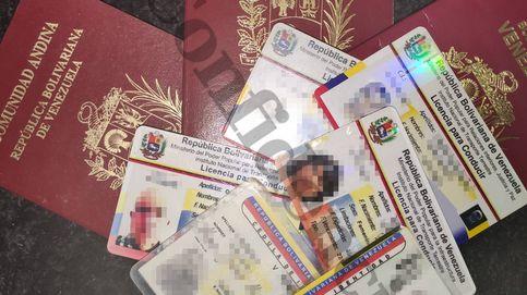 La Policía detecta a miles de venezolanos conduciendo en España con carnés falsos