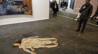 Miedo, asco (y tripis) en ARCO: así me frio el cerebro el coliseo del arte moderno