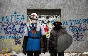 Los cuatro rebeldes que tumbaron el Gobierno ucraniano