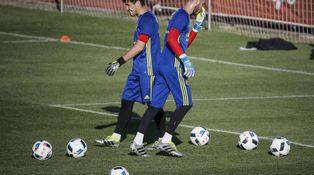 Iker Casillas pide paso a Luis Enrique (mientras De Gea se lame las heridas)