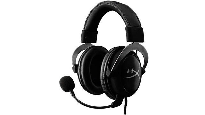 Auriculares HyperX KHX-HSCP-GM Cloud II con tarjeta de sonido para amplificar audio y voz