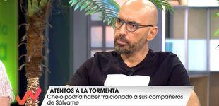 Post de Diego Arrabal atiza a María Patiño por la exclusiva de Albert Rivera y Malú