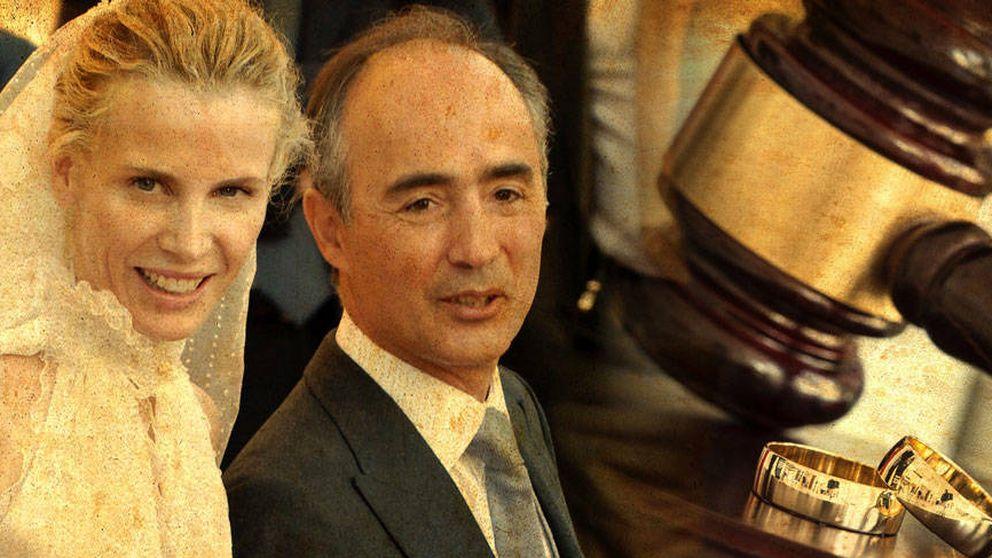 Rafael del Pino ya está divorciado, pero ambas partes han recurrido