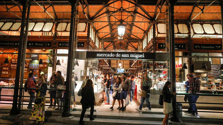 Foto: El Mercado de San Miguel de Madrid. (Reuters)