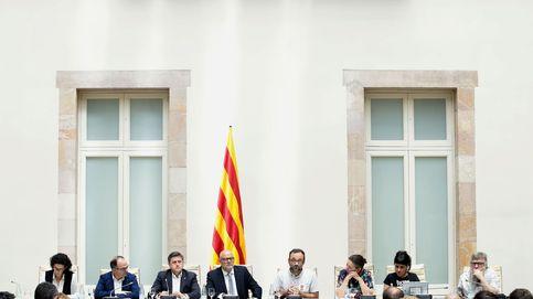 Los partidos secesionistas presentan la ley del referéndum con la ausencia del PP, PSC y C´s