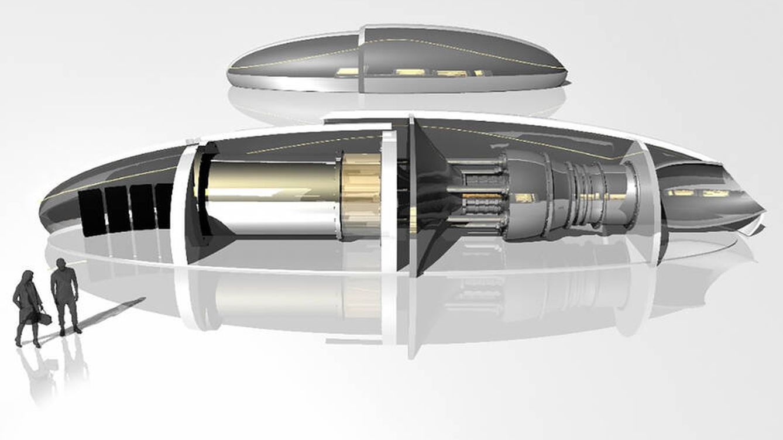 La 'batería nuclear' que cargará tu barrio como si fuera un móvil