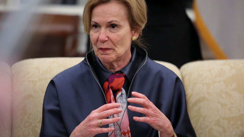 La doctora Deborah Birx. (Reuters)