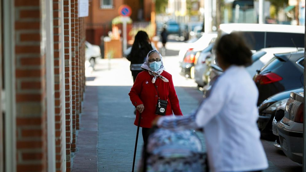 Foto: Estas son las nuevas restricciones de movilidad que afectan a 10 municipios de Madrid. (EFE)