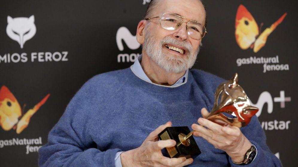 Foto: El realizador de cine y televisión Chicho Ibáñez Serrador. (EFE)