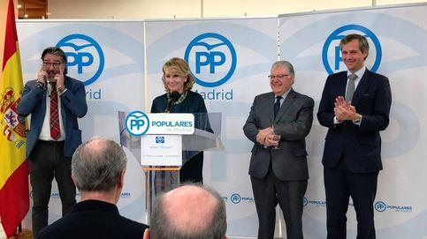 La 'lideresa' ha vuelto: el PP rehabilita a Aguirre y contará con ella en la campaña