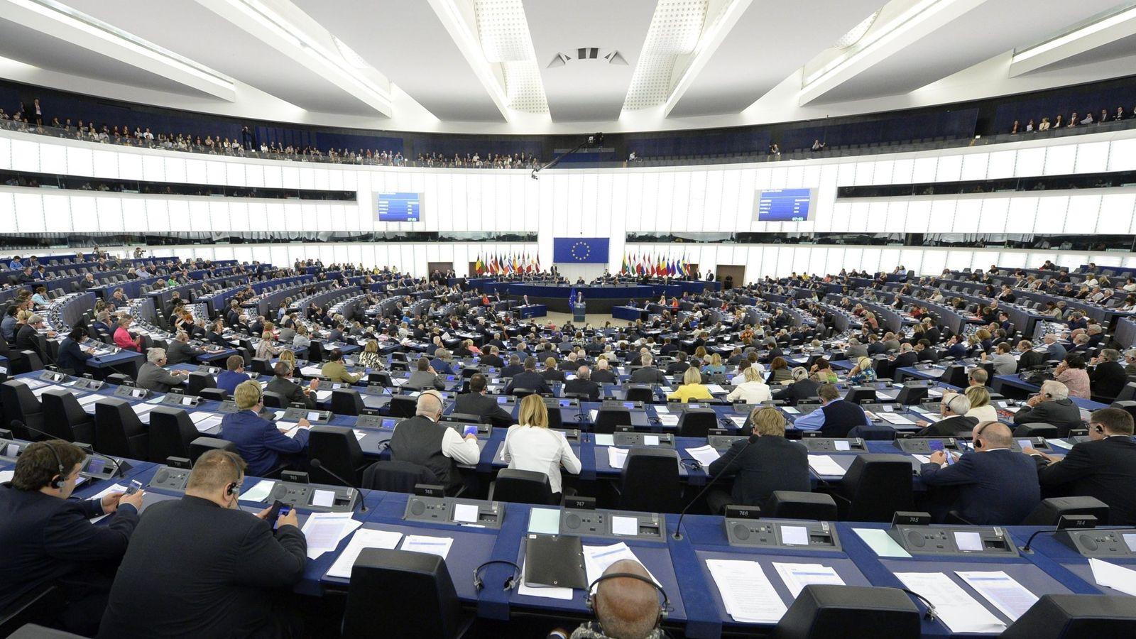 Foto: Eurocámara de Estrasburgo. (EFE)