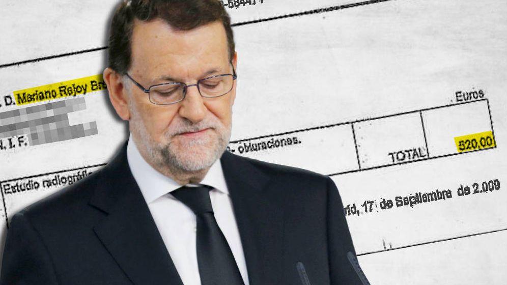 Foto: La UDEF descubre una denuncia de Manos Limpias a Rajoy por beneficios de Telefónica