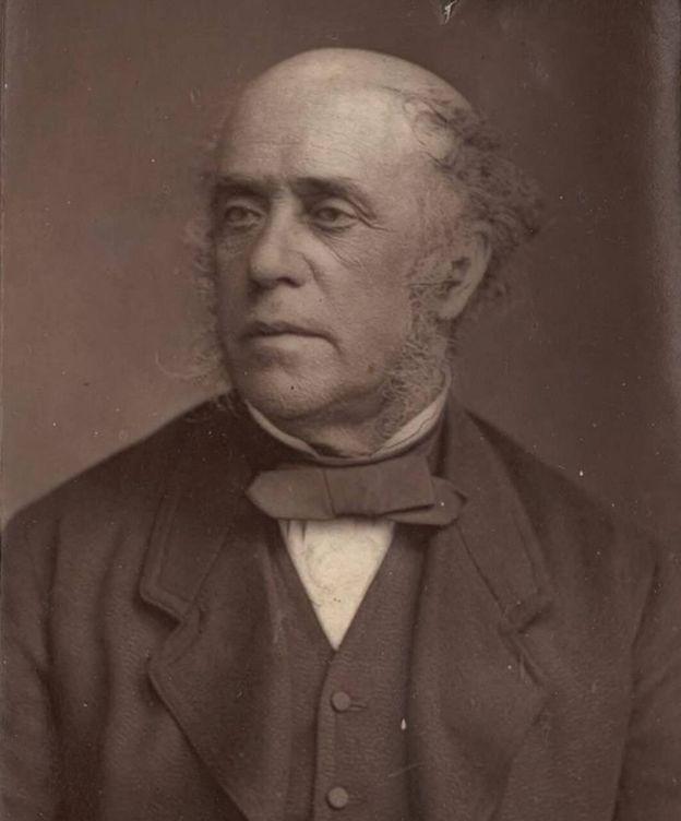 Foto: Sir Thomas Cook, fundador del primer grupo de viajes (CC/ Wikipedia)