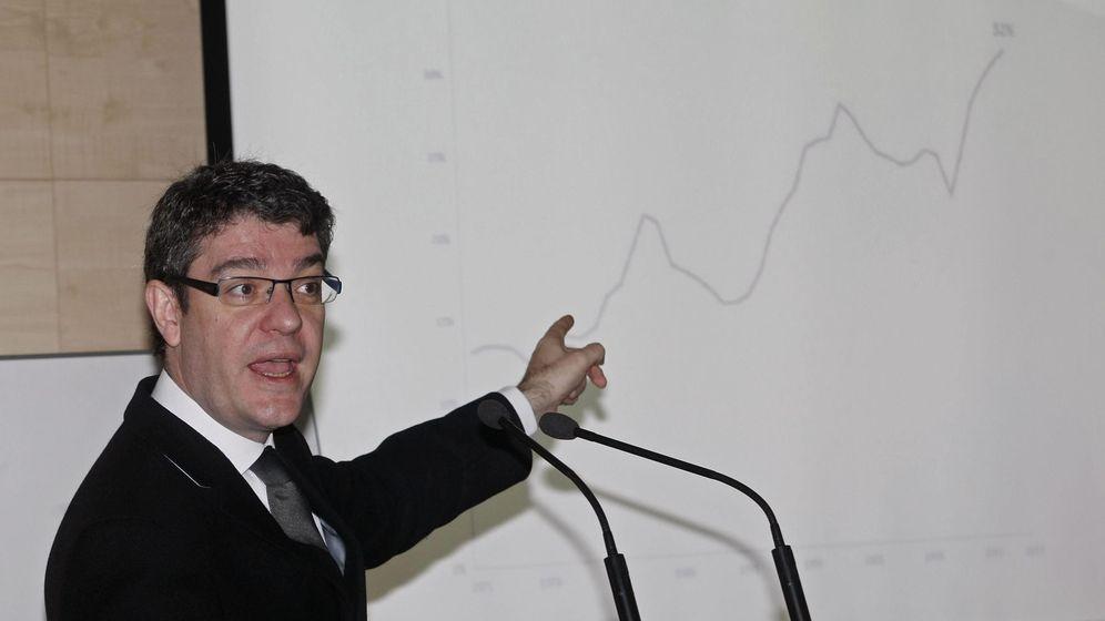 Foto: Foto de archivo del ministro de Energía, Álvaro Nadal. (EFE)
