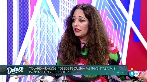 Yolanda Ramos, en 'Sábado Deluxe': Me da mucho miedo Pedro Almodovar