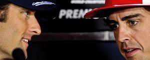 Foto: Mark Webber será el compañero de Alonso en Ferrari en 2013