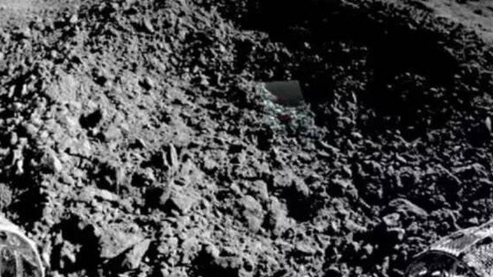Descubren qué es la gelatinosa sustancia encontrada en la Luna